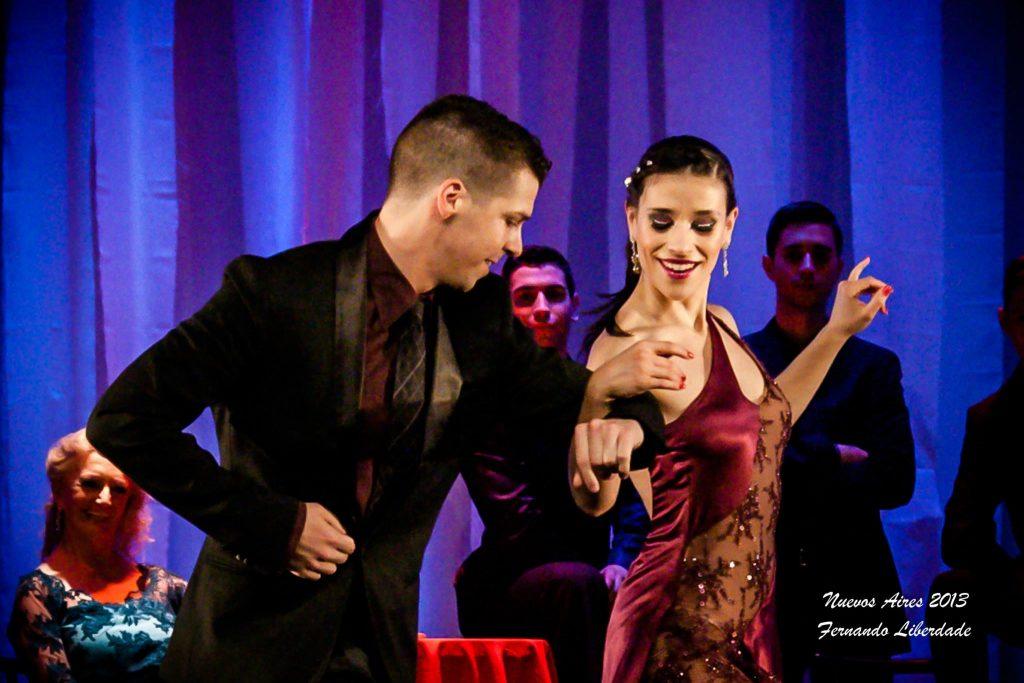 Espectáculo de dança, tango no Porto, Show de Dança