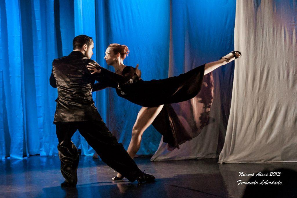 Espectáculo de dança, escola de tango, Porto, Vila Nova de Gaia