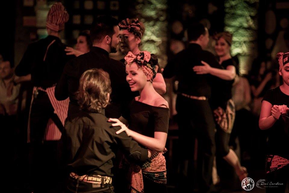 escola de dança salão Porto