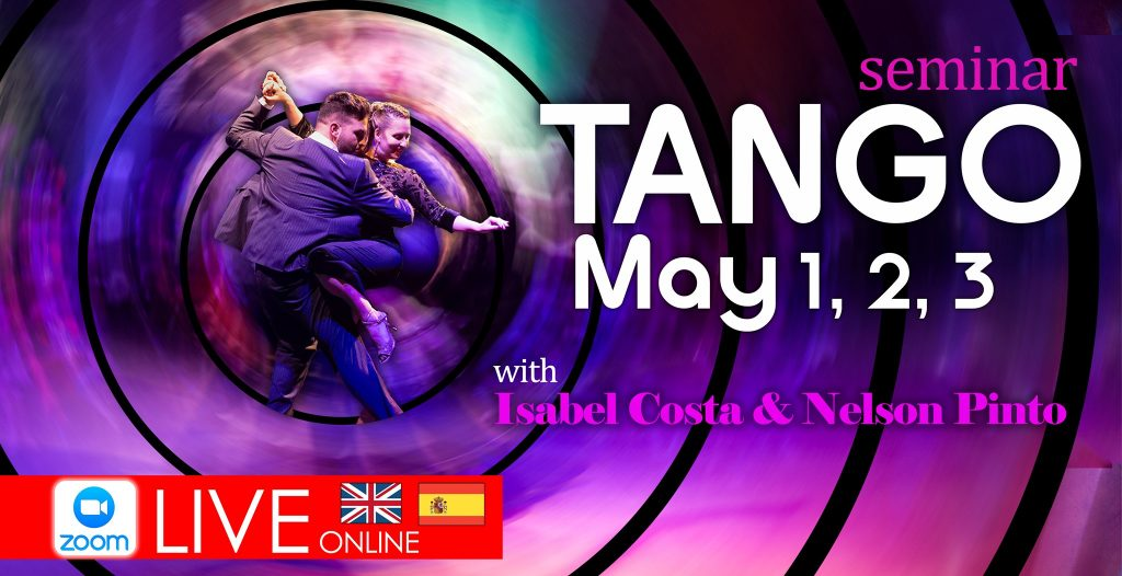 seminario de tango by Isabel Costa e Nelosn Pinto