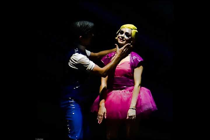 espectaculo de dança Porto, espectaculo Ritmo Azul, show