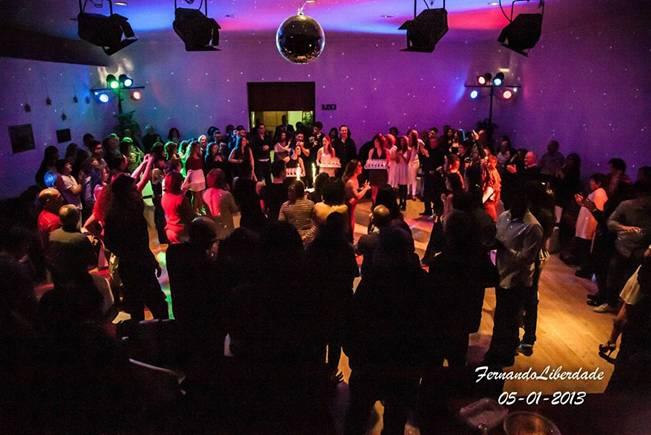 grupo de dança sénior - Ritmo Azul