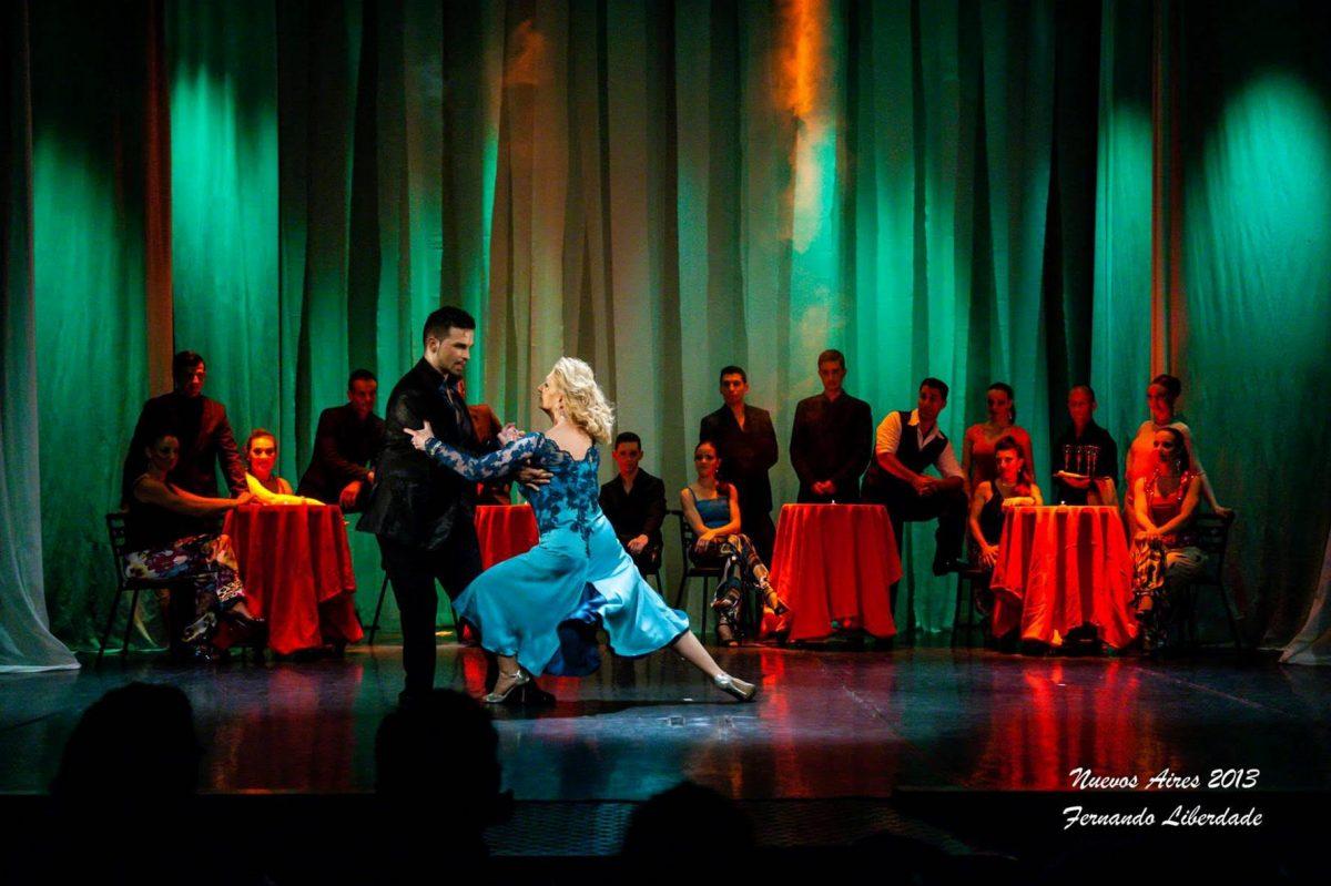 GABY - um exemplo da importancia da dança sénior para uma vida activa
