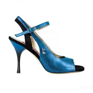 Tangolera A 28 Azul Tacco 9 cm