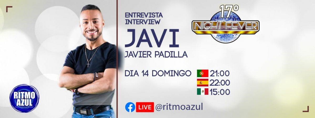 17ª night Fever - entrevista de salsa a Javi Padilla (1)