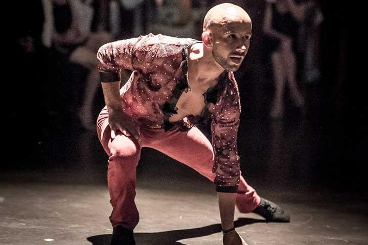 Master dance