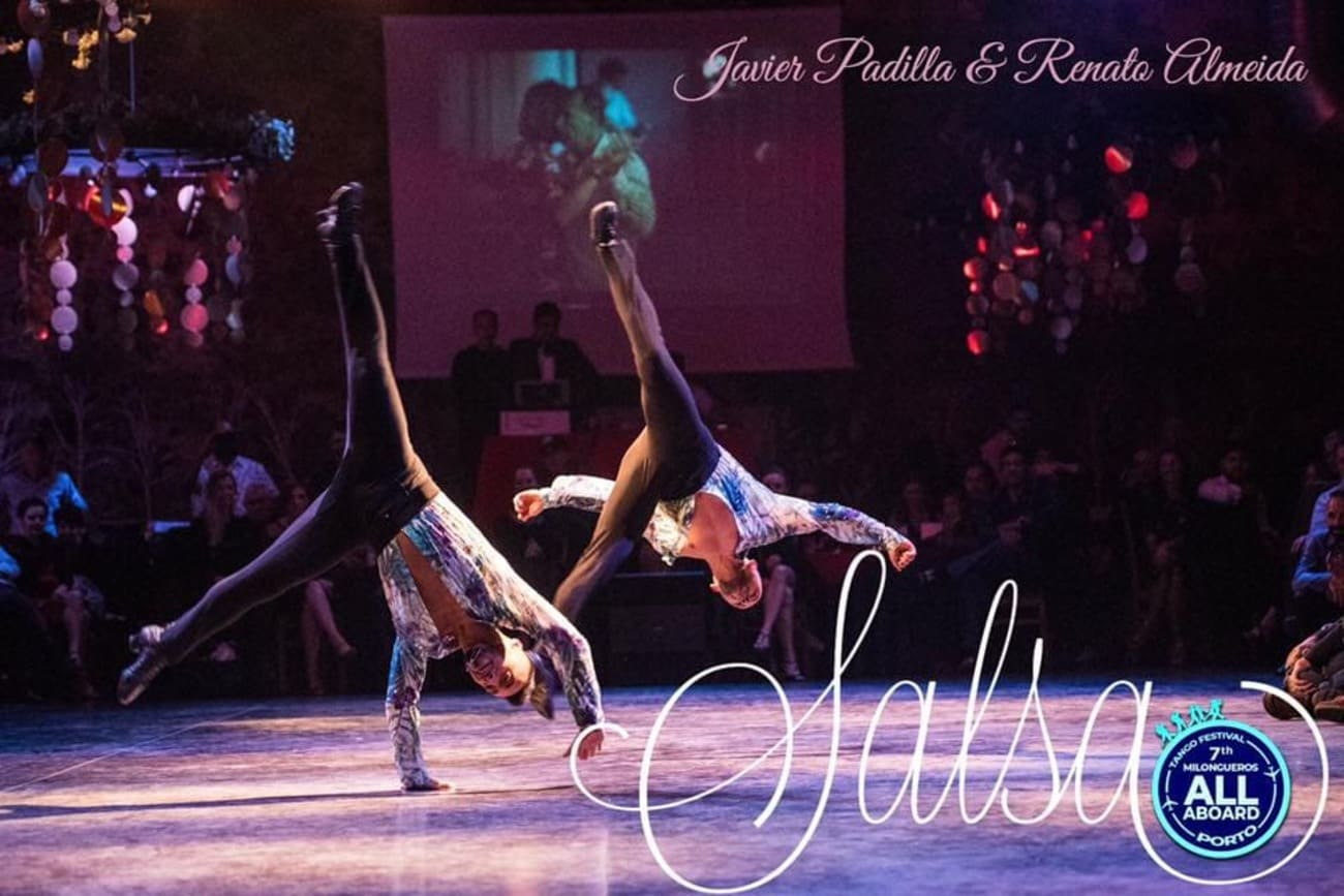 Renato Almeida e Javier Padilla - bailarinos de salsa footwork (6)