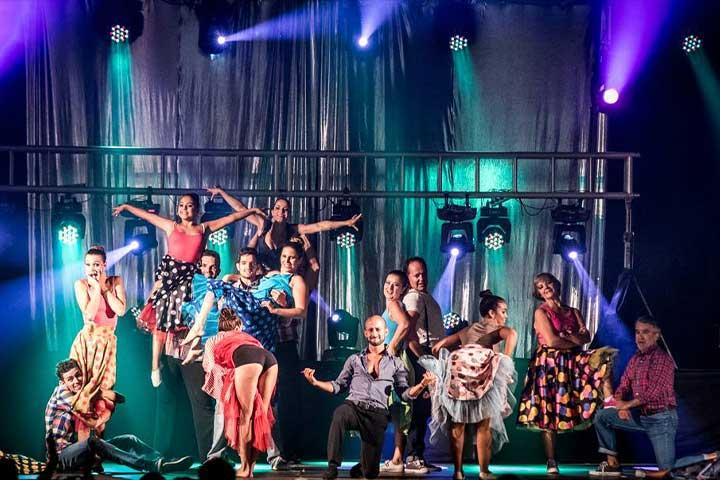 Espetáculo de dança em Vila Nova de Gaia, Escola e Companhia de Dança Ritmo Azul, Professores de Dança, Porto, Vila Nova de Gaia, Estúdio de dança