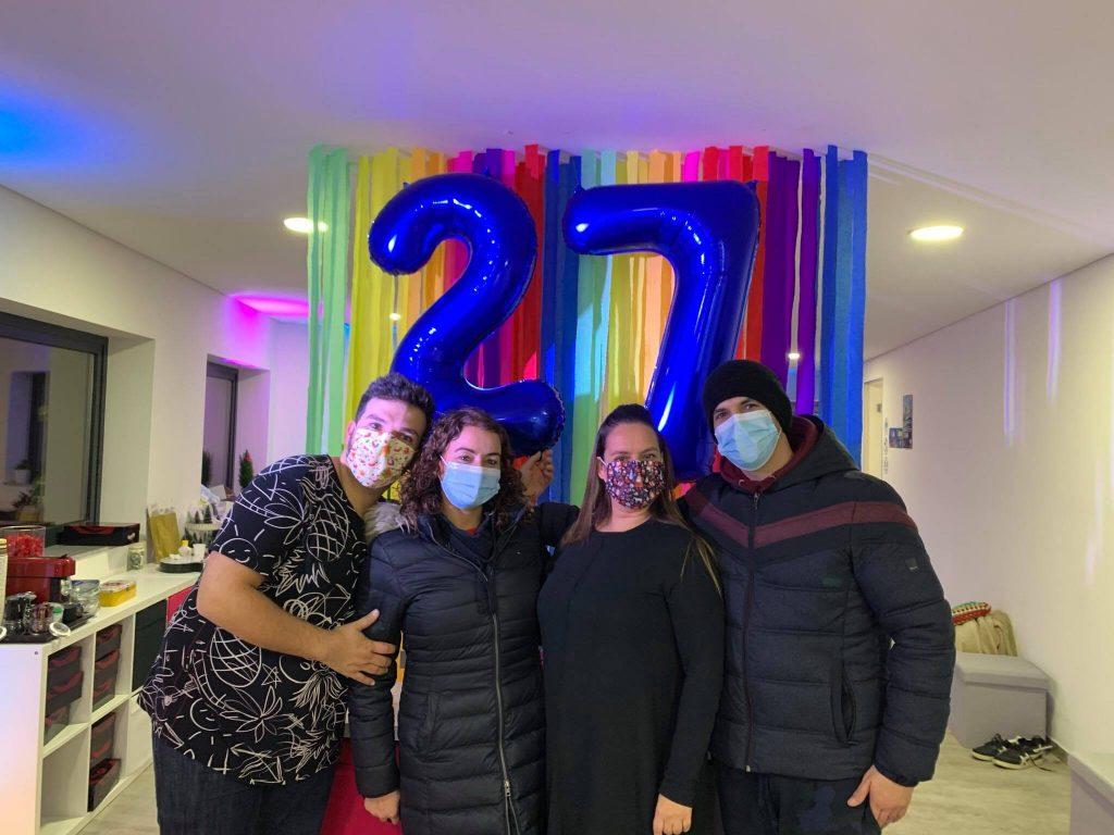 Ritmo Azul - escola de dança - 27 anos de experiência